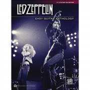 Alfred Music Led Zeppelin: Easy Guitar Anthology