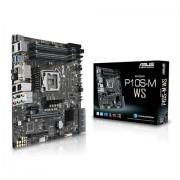 Asus P10S-M WS server/workstation motherboard LGA 1151 (Presa H4) Micro ATX Intel® C236