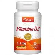 Vitamina B2 60 Comprimidos - Tiaraju