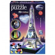 Puzzle 3D Torre Eiffel Disney Night Edicion - Ravensburger