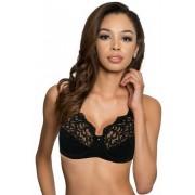 Kim Plus size Anfen 5-592 podprsenka 85E černá