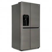 LG GSL760PZXV American Fridge Freezer - Stainless Steel