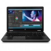 Laptop HP ZBook 15 Workstation Refurbished Quad Core I7-4700MQ 16GB 256GB SSD Quadro K1100M