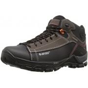 Hi-Tec Men s Trail OX Chukka I Waterproof-M Hiking Boot Chocolate/Black/Burnt Orange 11 D(M) US