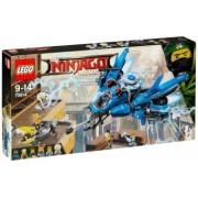 LEGO Ninjago Avion cu reactie 70614