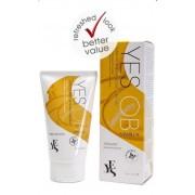 Lubrifiant organic pe baza de ulei cu aroma vanilie 80ml YES