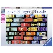 Ravensburger puzzle ambuteiaj, 1000 piese