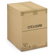 Caisse carton picking simple cannelure 59x29x38,5 cm