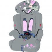Scaun auto Disney Eurasia Minnie, 9-36 kg, husa detasabila, prindere in 5 puncte