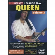 Roadrock International Lick Library: Learn To Play Queen 2 DVD