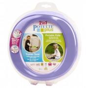 Toaleta portabila - olita portabila, Potette Plus lila