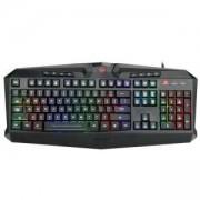 Геймърска клавиатура REDRAGON Harpe RGB K503RGB-BK, RGB подсветка, K503RGB-BK_VZ