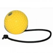 Minge cu snur caini yellow super ball