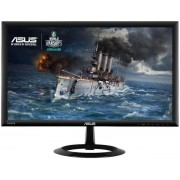 "Monitor Gaming LED Asus 21.5"" VX228H, Full HD, HDMI, VGA, 1 ms GTG, Boxe, Low Blue Light, Flicker Free (Negru)"