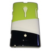 Шарен гръб за Sony LT28i Xperia ion