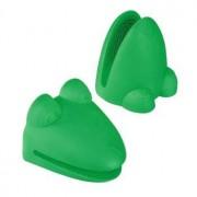 XAVAX Frog silikonska rukavica u obliku žabe