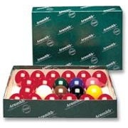Set bile Aramith Premier SNOOKER 52,4 mm