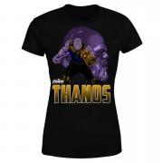 Avengers Thanos Women's T-Shirt - Black - S - Black