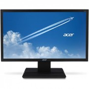 "Monitor LED Acer 24"", Wide, Full HD, DVI, HDMI, Negru, V246HLBID"