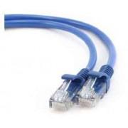 Cable CAT5E UTP moldeado 1 5m Azul