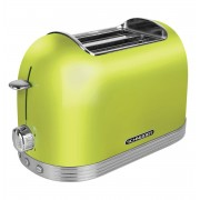 Retro Broodrooster Lime Groen