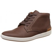 Steve Madden Men's Fray Cognac Sneakers - 11.5 UK/India (45 EU)(12 US)