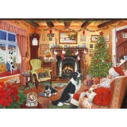 The House of Puzzles - Me Too, Santa! - Christmas Collectors Edition No.7 - 500 Piece Jigsaw Puzzle