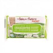 Tartine Crocante Bio Fara Gluten cu Hrisca Le Pain Des Fleurs 18.5gr
