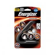 Torcia Booklite LED Energizer 627462 - 499262 lxpxh 3x2x22 cm - Distanza 1 m - Carica torcia - Durata 31 h - Pile incluse - Confezione 1 - 627462