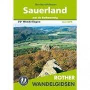 Rother wandelgids Sauerland - Bernhard Pollmann