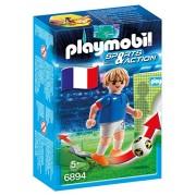 Playmobil 6894 Soccer Player France Figure