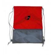 Get Fit Gymbag 42 x 32 - sacca portascarpe - Red/Grey