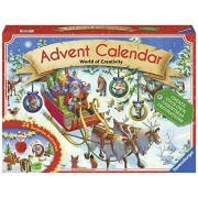 Ravensburger Advent Calendar-Create Your Own Christmas Decorations