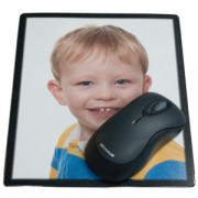 Photo Mouse Mat - Single Mousemat complete with your photo.