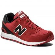 Sportcipő NEW BALANCE - ML574CND Piros