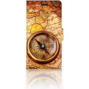 Samsung Galaxy A7 (SM-A700F) Uniek Hoesje Kompas
