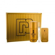 Paco Rabanne 1 Million confezione regalo eau de toilette 50 ml + deodorante 150 ml + eau de toilette 10 ml uomo