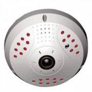 Панорамна AHD камера (fisheye), 1/2.9 CMOS, 2MP, 1.56мм, 360 градуса, IR-15m, OSD, JK-AHD-366-2MP