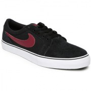 Nike Sb Satire Ii Black Men'S Running Shoes