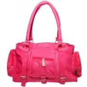 KKC Trendy Pink Hand-held Bag