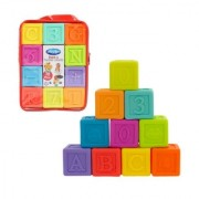 PlayGro Gumene kocke za bebe