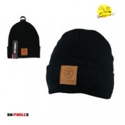 Bonnet NOPUBLIK Skate noir