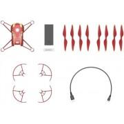 DJI Tello Iron Man Edition (With all Accessories), B