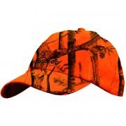 Sapca Treesco orange/camo
