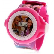 Digital Projector Wrist Watch For Kids 36 Grids Best Gift Baby Toy