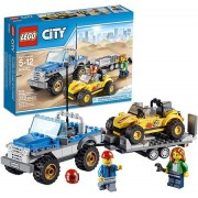 Lego 60082 City Great Vehicles Dune Buggy Trailer