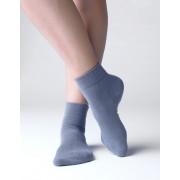 GINA Ponožky střední 82001-DxG tm. šedá 38-41