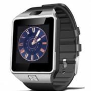 Ceas Smartwatch cu Telefon iUni S30 Plus BT Camera Argintiu Bonus Bratara Roca Vulcanica unisex