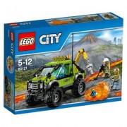 Lego City Vulkan-Forschungstruck