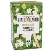 Heath & Heather Green Tea & Jasmine Bio